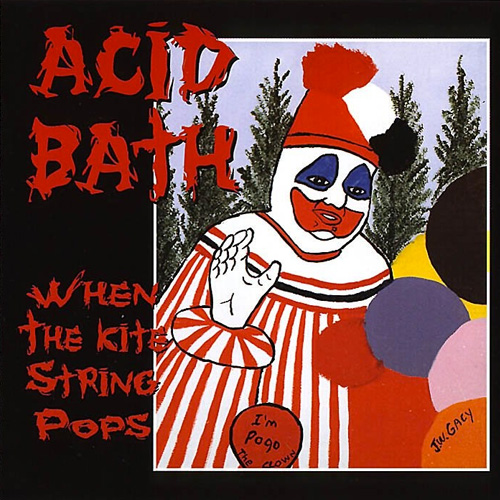 AcidBath KiteStringPops - ACID BATH