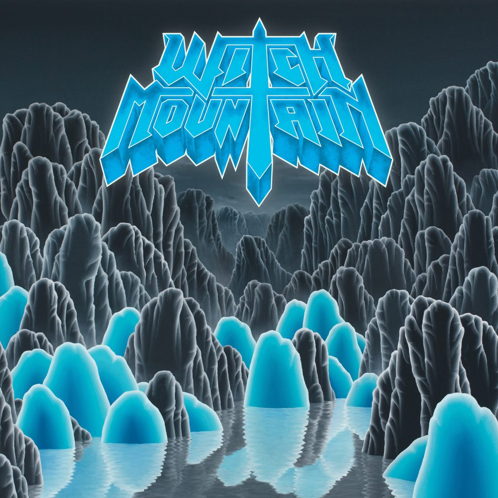 """Witch Mountain Witch Mountain 1024x1024 - 米ベテラン・ドゥームWitch Mountainがニューアルバム""""Witch Mountain""""を5月25日にリリース"""