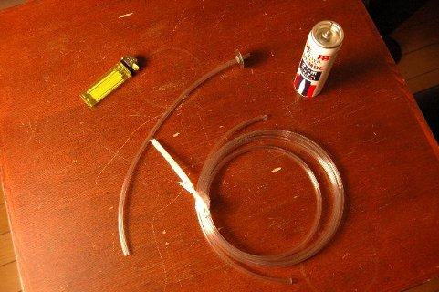 framethrower m 012 - 火炎放射器の作り方 君たちも火を手に入れろ!