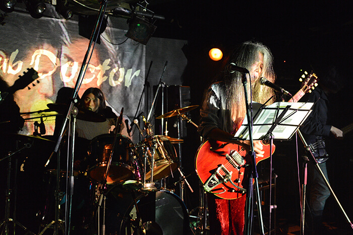 004 1 - 宮西計三の新バンドHUNDRED DEVILS!バンド人生の集大成ともいえるアルバム「JAPANESE ORIGINAL ROCK STYLE」をドロップ!
