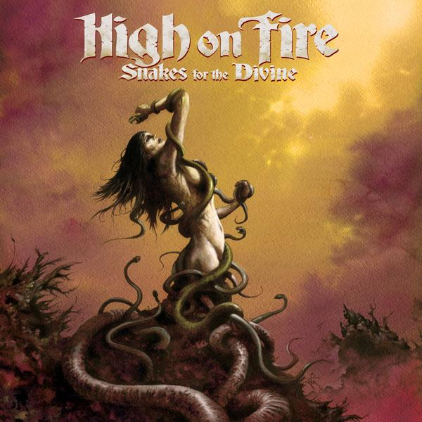 009 - HIGH ON FIRE