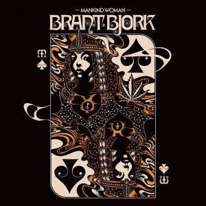 brantbjork.mankindwoman 300x300 - デザートロック・レジェンドBrant Bjorkの新作『Mankind Woman』が9月14日にリリース