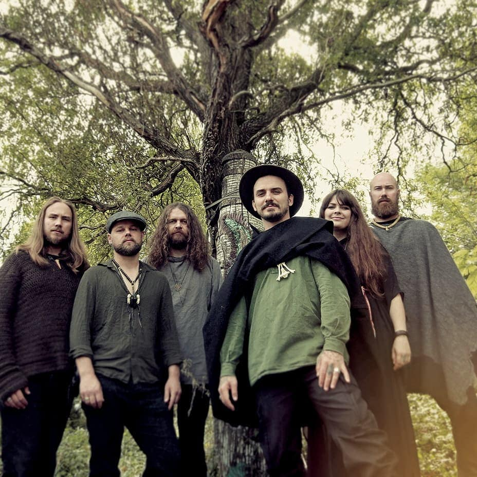 """hexvessel - フィンランドのサイケ/フォーク・バンドHEXVESSELの4thアルバム""""All Tree""""が2019年2月にリリース"""