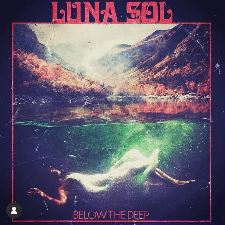 luna sol below the deep - LUNA SOL