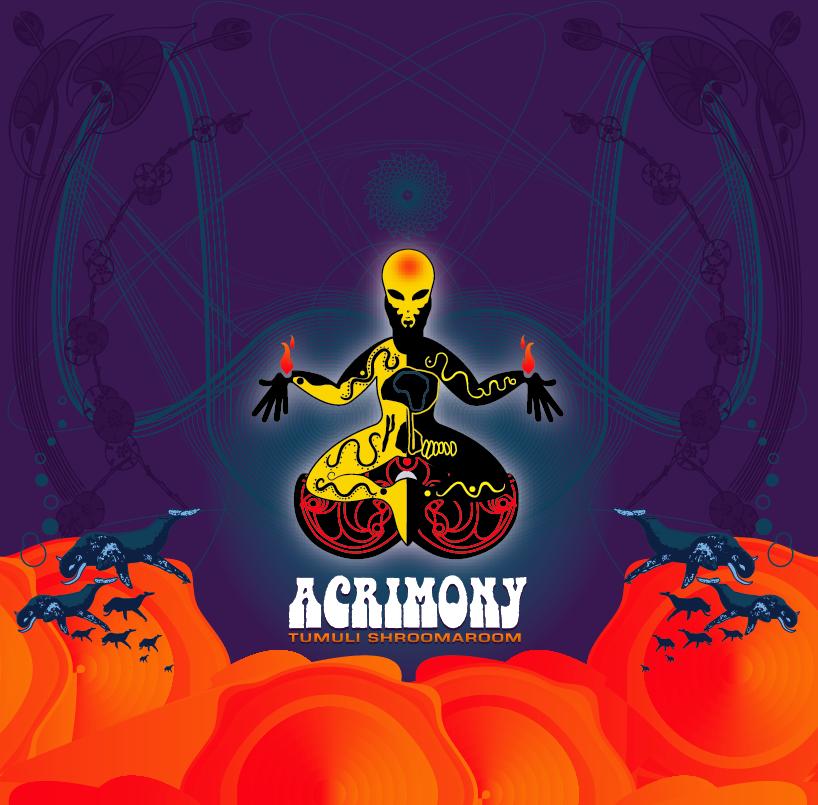 003 - ACRIMONY